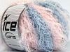 Modena Viscose Pink Shades Indigo Blue