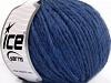 Wool Cord Aran Purple
