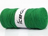 Jumbo Cotton Ribbon Green