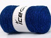 Macrame Cotton Glitz Blue