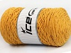 Macrame Cotton Dark Yellow