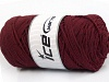 Macrame Cotton Bulky Burgundy