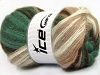 Angora Elite Green Cream Brown Shades