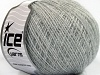 Acryl Cord Fine Light Grey