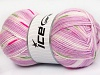 Baby Design Pink Lilac Shades Green