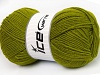 Classic Aran Jungle Green