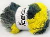 Lambkin Color Neon Yellow Grey Shades