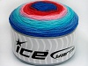 Cakes DK Turquoise Red Purple Pink Blue