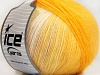Angora Design Yellow Shades White