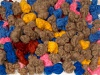 Mixed Lot Angora - Mohair Leftover