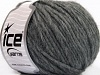 Wool Cord Aran Grå