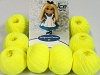 Amigurumi Cotton 25 Neon Yellow