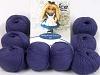 Amigurumi Cotton 25 Lilla