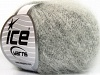 Kid Mohair Fine Light Grey