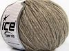 Wool Cord Aran Camel