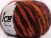 Kean Wool Red Pink Maroon Gold