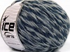 Picasso Wool Marinen Grå
