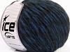 Picasso Wool Dark Blue Black