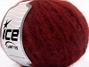 Kean Wool Dark Red