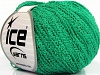 Cotton Boucle Fine grønn