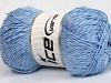 Cottonac Glitz Baby Blue