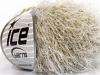 Sale Mohair-Wool Blend White Beige