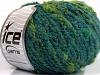 Dakota Lana Turkis grønn