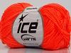Etamin Neon Orange