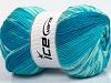 Jacquard Wool Turkis Shades
