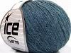 Wool Fine Jeans Blue