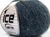 Wool Fine Dark Jeans Blue