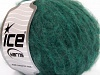 Piumotto Mohair Dark Green