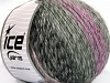 Roseto Worsted Lilac Shades Grey Shades