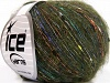 Mohair Shrimp Green