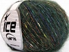 Mohair Shrimp Dark Green