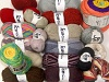 Mixed Lot Wool - Acrylic Yarns