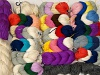 Mixed Lot Wool Types