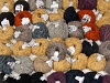 Mixed Lot Amigurumi Chenille