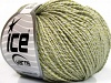Silk Cotton lys Khaki