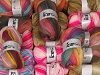 Mixed Lot Self-Striping Yarns