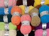 Mixed Lot Chenille Types
