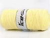 Jumbo Cotton Ribbon Light Yellow