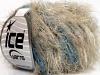 Techno Puffy White Camel Blue Black