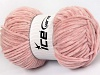 Chenille Baby Light Powder Pink