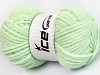 Chenille Baby Light Baby Green