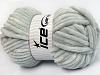 Chenille Superbulky Light Grey