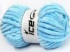 Chenille Superbulky Baby Blue