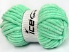 Chenille Superbulky Light Green