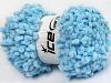 Chenille Loop Baby Blue