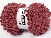 Chenille Loop Rose Pink